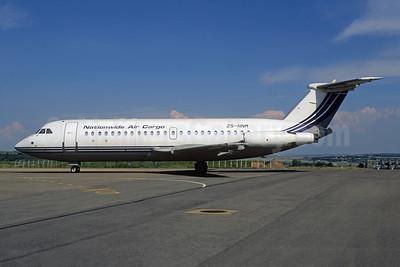 Nationwide Air Cargo BAC 1-11 409AY ZS-NNM (msn 108) HLA (Christian Volpati). Image: 954145.
