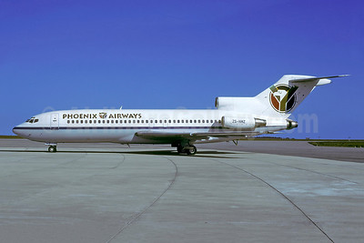 SA's short-lived low-fare Phoenix Airways, ex AA N1998