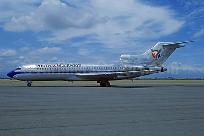 Phoenix Airways (South Africa) Boeing 727-23 ZS-NMX (msn 18426) CPT (Christian Volpati Collection). Image: 947398.