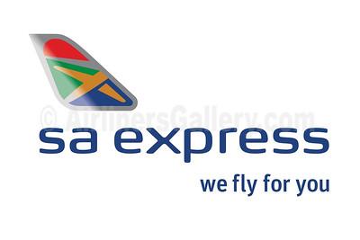 1. SA Express logo