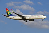 South African Airways Boeing 737-85F WL ZS-SJM (msn 30476) JNB (Paul Denton). Image: 910183.