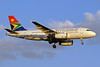 South African Airways Airbus A319-131 ZS-SFF (msn 2308) JNB (Paul Denton). Image: 910186.