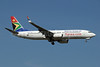 South African Airways Boeing 737-85F WL ZS-SJE (msn 28830) JNB (Paul Denton). Image: 910181.