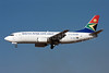 South African Cargo (South African Airways) Boeing 737-3Y0 (SF) ZS-SBA (msn 26070) JNB (Michael Stappen). Image: 907612.