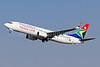 South African Airways Boeing 737-844 WL ZS-SJT (msn 32633) JNB (Felix Gottwald). Image: 907433.