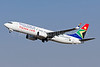 South African Airways Boeing 737-844 WL ZS-SJT (msn 32633) JNB (Felix Gottwald). Image: 907433.
