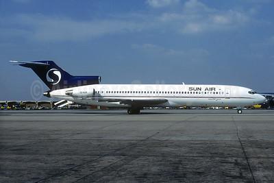 Sun Air (South Africa) Boeing 727-230 ZS-NVR (msn 20673) JNB (Christian Volpati). Image: 935170.