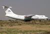 Badr Airlines Ilyushin Il-76TD ST-BDN (msn 8701) SHJ (Paul Denton). Image: 904573.