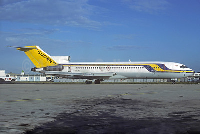 Leased from Tunisair in January 1983