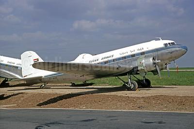 Sudan Airways Douglas C-47B-DK (DC-3) ST-AAK (msn 33346) KRT (Jacques Guillem Collection). Image: 935718.