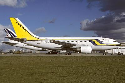Sudan Airways Airbus A310-304 F-GKTD (msn 552) CDG (Christian Volpati). Image: 948479.