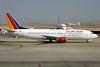 Sun Air (Sudan) (Corendon Airlines) Boeing 737-4Q8 TC-TJC (msn 25374) JED (Pepscl). Image: 904253.