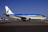 "Airline Color Scheme - Introduced 1977 - Named ""Kilimanjaro"""