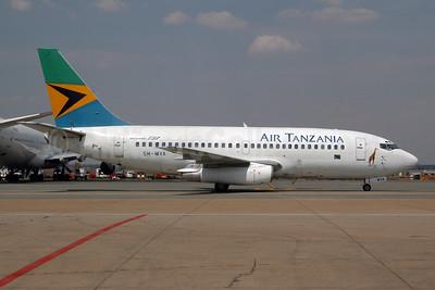 Air Tanzania (2nd) (South African Airways) Boeing 737-236 5H-MVA (msn 22031) JNB (Ton Jochems). Image: 954099.