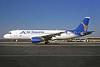 Air Tanzania (2nd) Airbus A320-214 5H-MWH (msn 630) JNB (Hannes Meyer). Image: 900339.