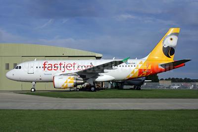 Fastjet.com Airbus A319-112 5H-FJG (msn 2891) EGBP (Antony J. Best). Image: 936095.