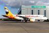 Fastjet.com Airbus A319-111 5H-FJA (msn 2176) DUB (Greenwing). Image: 924827.
