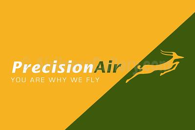 1. Precision Air logo