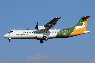 Precision Air ATR 72-212A (ATR 72-500) F-WWES (5H-PWA) (msn 780) TLS (Eurospot). Image: 930731.