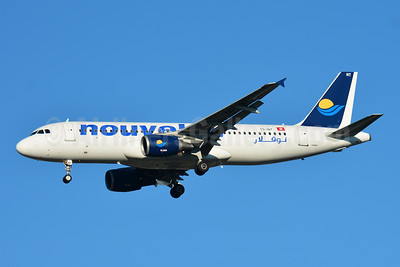Nouvelair Airbus A320-214 TS-INT (msn 3798) BSL (Paul Bannwarth). Image: 946628.