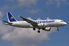 Nouvelair Airbus A320-212 TS-INF (msn 937) ZRH (Paul Bannwarth). Image: 925070.