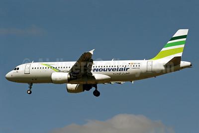 Nouvelair Airbus A320-214 EC-ISI (msn 2123) (Nasair colors) PMI (Javier Rodriguez). Image: 903154.