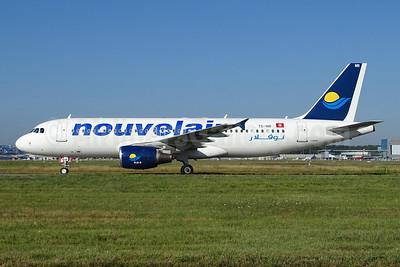 Nouvelair Airbus A320-214 TS-INR (msn 3487) TLS (Paul Bannwarth). Image: 943008.