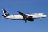 "Nouvelair ( <a href=""http://www.nouvelair.com"">http://www.nouvelair.com</a>) Airbus A320-214 TS-INA (msn 1121) LGW (Antony J. Best). Image: 905890."