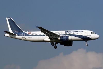 Nouvelair Airbus A320-214 TS-INC (msn 1744) LHR (SPA). Image: 941904.