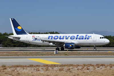 Nouvelair Airbus A320-214 TS-INU (msn 3827) AYT (Ton Jochems). Image: 955128.