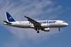Nouvelair Airbus A320-214 TS-INA (msn 1121) ZRH (Paul Bannwarth). Image: 911319.