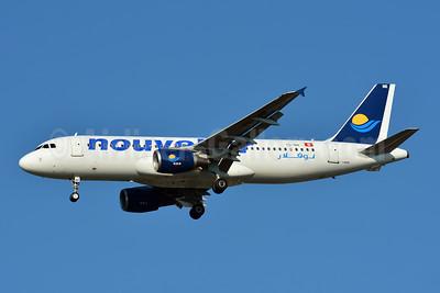Nouvelair Airbus A320-214 TS-INR (msn 3487) BSL (Paul Bannwarth). Image: 943007.