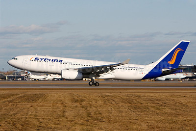 Syphax Airlines' first Airbus A330-200 - Best Seller