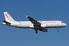 Tunisair Airbus A320-211 TS-IMF (msn 370) ZRH (Paul Bannwarth). Image: 926364.