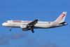Tunisair Airbus A320-214 TS-IMU (msn 5474) LHR (SPA). Image: 926360.