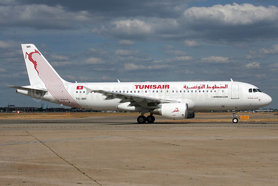 Tunisair Airbus A320-214 TS-IMR (msn 4344) LHR (Wingnut). Image: 905495.