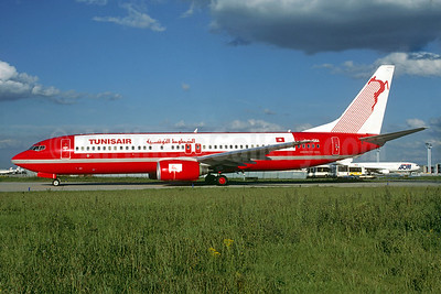 Tunisair (Sterling European) Boeing 737-85H OY-SEI (msn 29445) (Sterling colors) ORY (Jacques Guillem). Image: 926363.