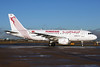 Tunisair Airbus A319-112 TS-IMQ (msn 3096) LHR (Wingnut). Image: 903977.