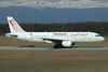 Tunisair Airbus A320-211 TS-IMN (msn 1187) GVA (Paul Denton). Image: 920793.