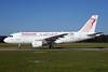 Tunisair Airbus A319-114 TS-IMJ (msn 869) ZRH (Rolf Wallner). Image: 928926.
