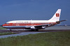 Tunis Air Boeing 737-2H3 TS-IOC (msn 21973) (Fernandez Imaging Collection). Image: 908486.