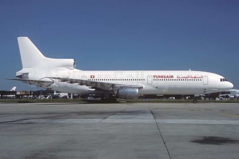 Tunisair (Air Atlanta Icelandic) Lockheed L-1011-385-1-15 TriStar 100 TF-ABM (msn 1072) ORY (Jacques Guillem). Image: 926365.