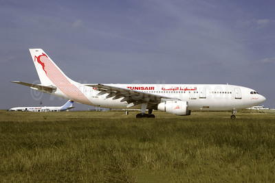 Tunisair Airbus A300B4-203 TS-IMA (msn 188) ORY (Jacques Guillem). Image: 946455.