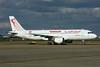 Tunisair Airbus A320-211 TS-IMF (msn 370) LHR. Image: 937540.