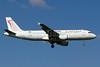 Tunisair Airbus A320-211 TS-IME (msn 123) ZRH (Paul Bannwarth). Image: 926359.