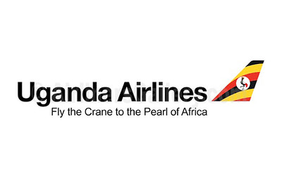 1. Uganda Airlines (2nd) logo