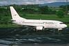 Uganda Airlines Boeing 737-53A 5X-USM (msn 24785) (Richard Vandervord). Image: 923330.