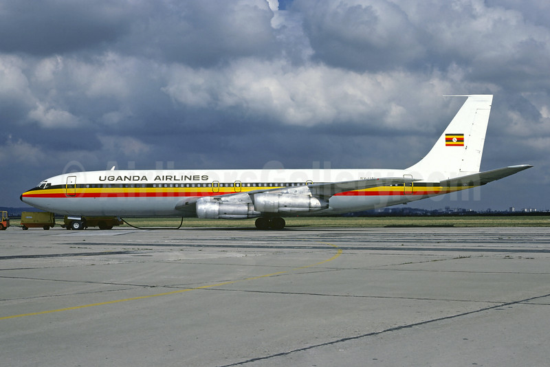 Airline Color Scheme - Introduced 1976