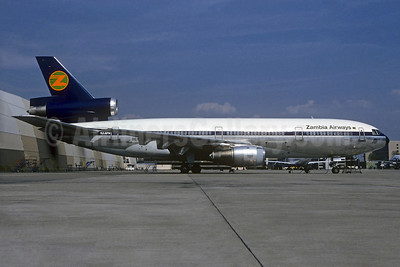 Ex D-ADBO, delivered on September 4, 1990