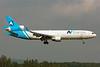 AV Cargo Airlines McDonnell Douglas MD-11F Z-BPL (msn 48756) HHN (Bjoern Schmitt). Image: 923861.